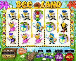 Bee Land Slot - Bonus Rich Pragmatic Play Slot Game