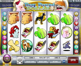 Dog Pound Dollars Slot Screenshot