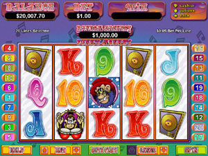 Funkey Monkey Slot Screenshot