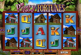 Piggy Fortunes Slot Screenshot