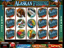 Alaskan Fishing Slot Screenshot