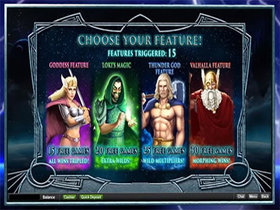Play Asgard Slot at Casino Brango