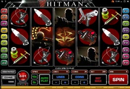 Hitman Slot Screenshot