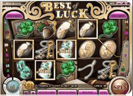 Best of Luck Slot Screenshot