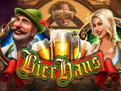 Bier Haus Slot - German Themed Video Slot from WMS Gaming