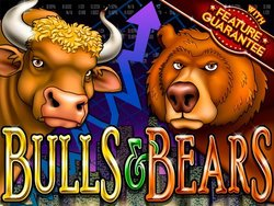 Bulls and Bears is an RTG Slot with a Stock Market Money theme