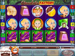 Chocolate Factory Slot Screenshot
