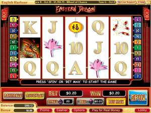 Eastern Dragon Slot Machine - Play Free Casino Slots Online
