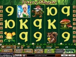 Fairy Magic Slot Screenshot