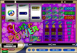Flower Power Slot Screenshot