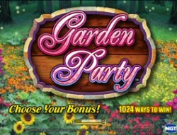 Garden Party Slot from IGT