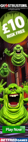 Play Ghostbusters Slot at Betfred Games