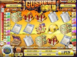 Gushers Gold Slot Screenshot