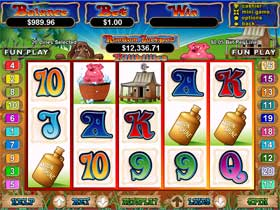 Hillbillies Slot Screenshot