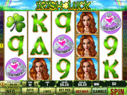 Irish Luck Slot Screenshot