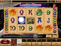 Lucky Stars Slot Screenshot