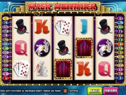 Magic Multiplier Slot Screenshot