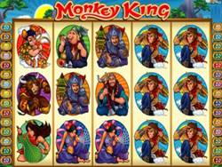 Monkey King Slot Screenshot