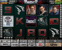 The Punisher Slot Screenshot