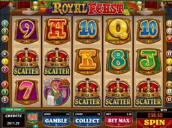 Royal Feast Slot Screenshot