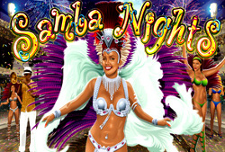 Samba Nights Slot screenshot