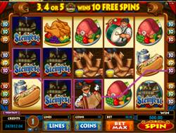 Steinfest Slot Screenshot